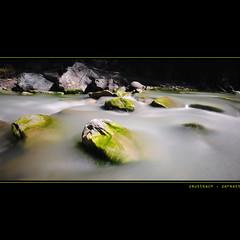 flowing zmuttbach @ zermatt switzerland (Toni_V) Tags: bw blur green creek river square schweiz switzerland europe suisse hiking bach filter zermatt wallis minitripod valais 2010 randonne longexpsoure novoflex d300 sigma1020mm zmutt magicball nd110 abigfave 100901 dsc3616 toniv zmuttbach