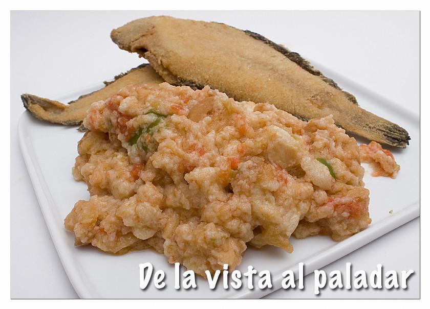 Gazpacho Caliente De La Vista Al Paladar