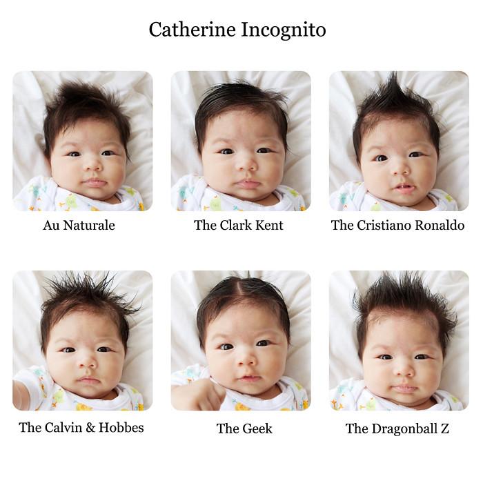 Catherine Incognito