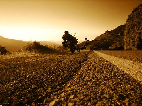 Itinerari in moto in Spagna