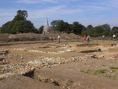 Barcombe Roman bath house
