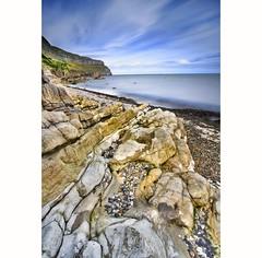 Llandudno (i.rashid007) Tags: uk longexposure seascape rocks llandudno dri northwales leebigstopper leegrad06s