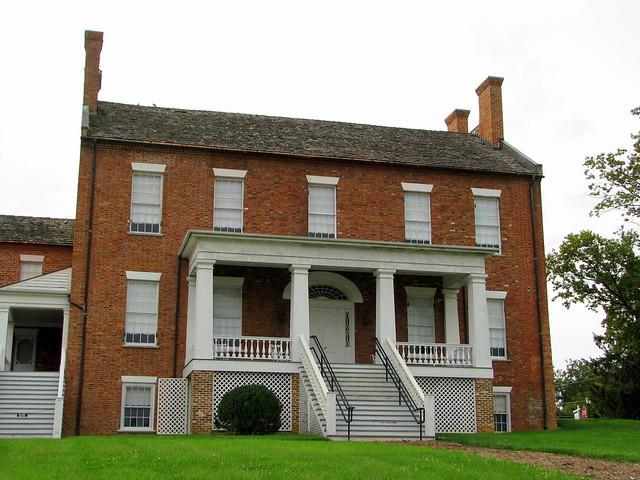 Dickson-Williams Mansion - Greeneville, TN
