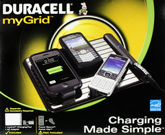 Duracell myGrid Charger