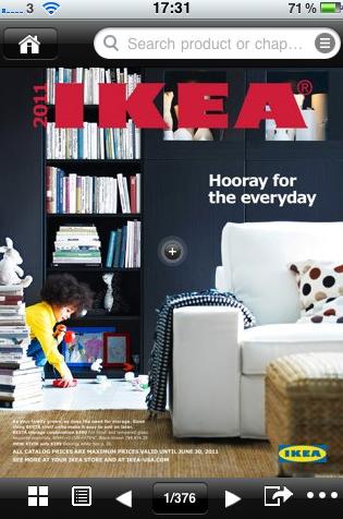 Ikea catalogus 2011
