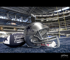 Dallas Cowboys Football 2010 (Cliff_Baise) Tags: california desktop wallpaper sports field arlington dallas football 3d goal nikon artist texas best hires dallascowboys superbowl coolest hdr att fortworth 2010 uprights 2011 riddell thedeathstar jerryworld 5timechampions cliffbaise justinbootsphotographer thecreativegap collisionsport losvaquerosdedallas
