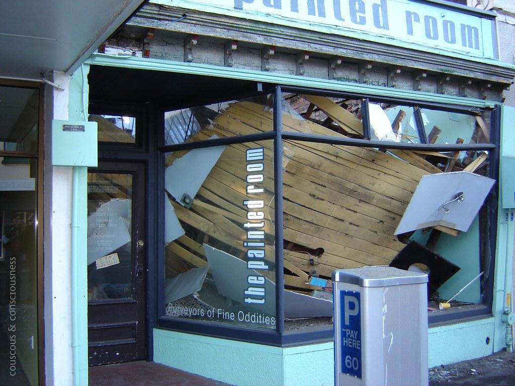 Christchurch Earthquake 2, edited