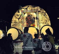 Movie Neputa Festival 2010 (Glenn Waters in Japan.) Tags: carnival festival japan night movie japanese nikon aomori  hirosaki matsuri  japon 2010 neputa      d700 nikond700  glennwaters photosjapan