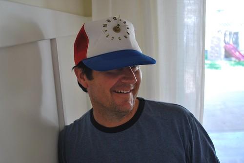 Clock Hat 2