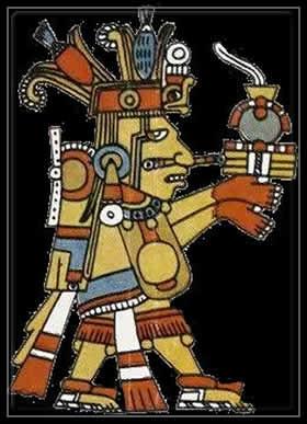 Centeotl,fertilité,cosmogonie azteque,