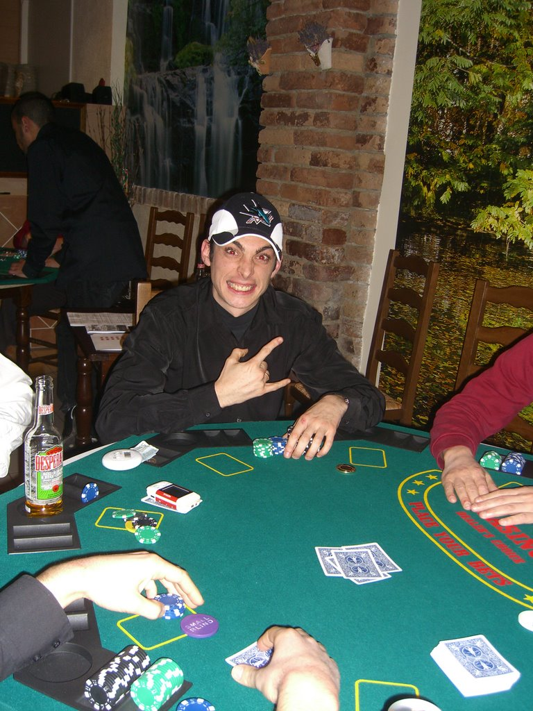 10 types of poker hands