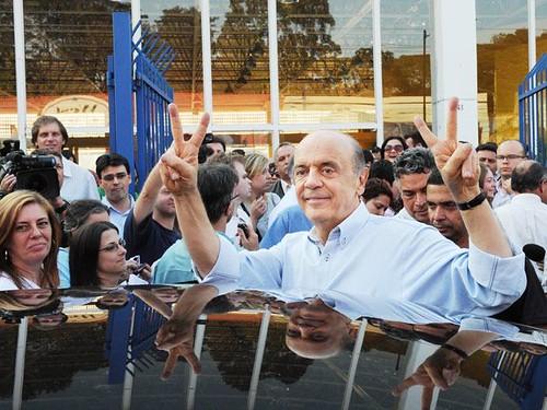 José Serra - Roupa casual