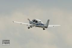 F-GPNC - 1408 - Private - Cirrus SR-20 - Duxford - 100905 - Steven Gray - IMG_5757
