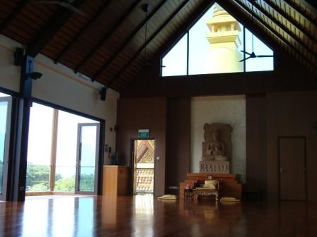1 meditation hall