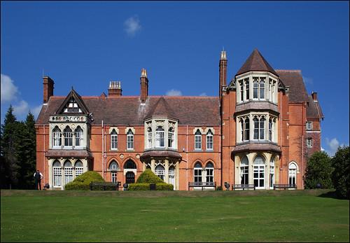 Highbury Hall Chamberlain Birmingham restoration history heritage