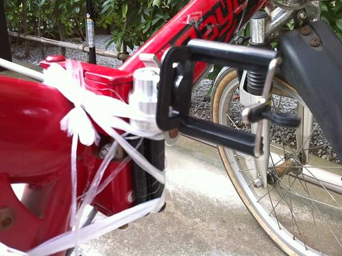 自転車ツイキャス