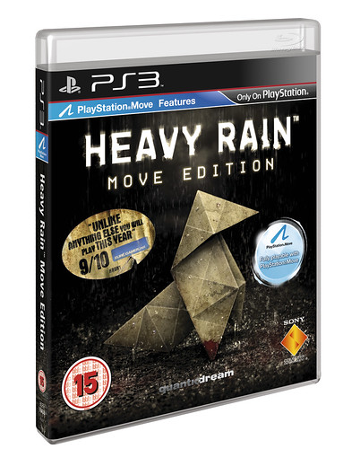 Heavy Rain Move Edition Is Coming!