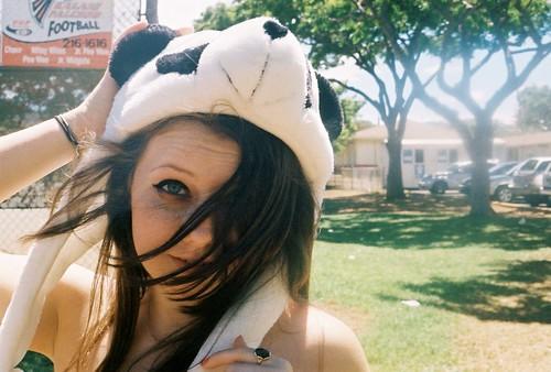 I like Panda hats.