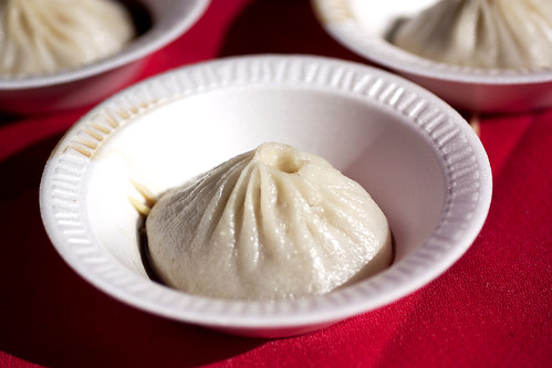 xiaolongbao from nan xiang @ asian feastival