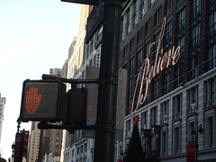 December 18: [Don't] Stop Believe[ing] (West 34th Street and Broadway, Manhattan)