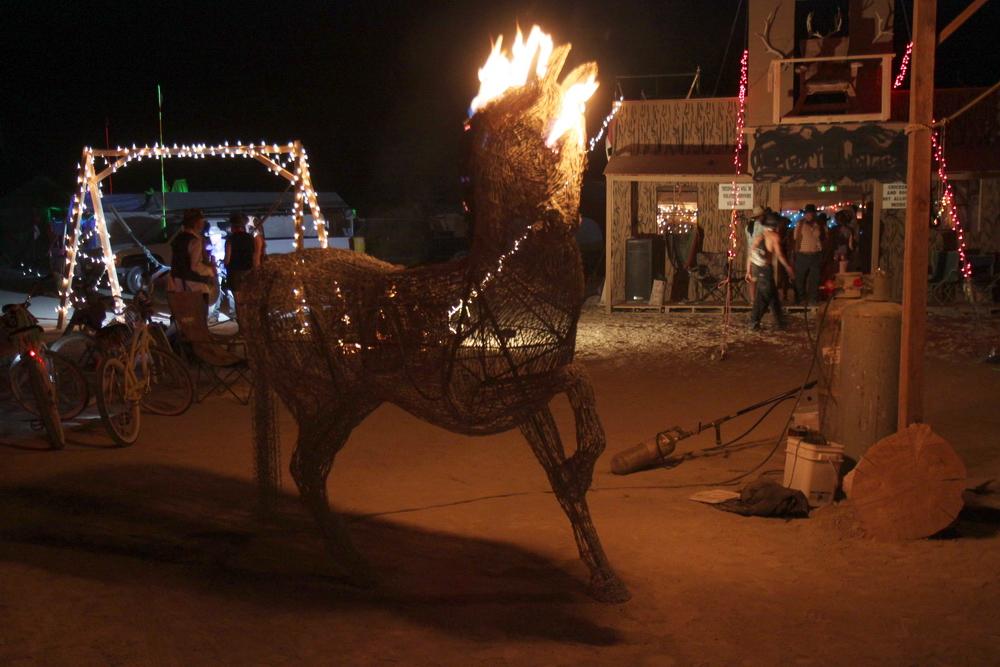 horsefire