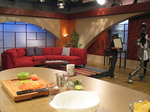 behind the scenes at Rogers Daytime