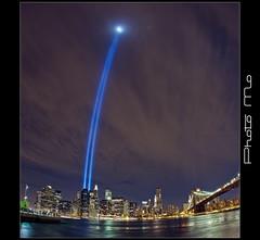9/11/10 (Mike Orso) Tags: nyc bridge brooklyn lights memorial 911 dumbo tribute hdr mywinners 91110 bestcapturesaoi mygearandmepremium mygearandmebronze mygearandmesilver mygearandmegold mygearandmeplatinum mygearandmediamond