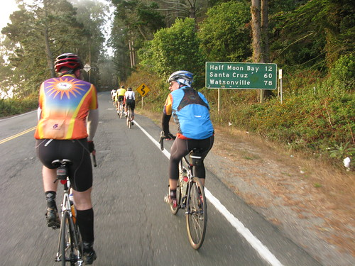 60 Miles to Santa Cruz