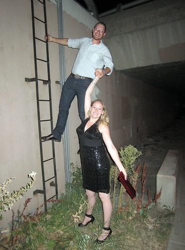 Ladder Climbing