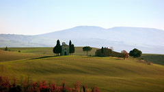 Val D'Orcia, Tuscany - World Heritage Site (luigig75) Tags: italy panorama mountains church digital montagne canon landscape italia iglesia hills chiesa tuscany siena montalcino pienza toscana valdorcia toscane colori paesaggi eglise italie paesaggio montagnes cappella toskana g7 panorame colli toscani cipressi vitaleta sanquiricodorcia sanquirico senesi favoriteme cappelladivitaleta   santamariadivitaleta flickraward5 mygearandmepremium mygearandmebronze mygearandmesilver mygearandmegold