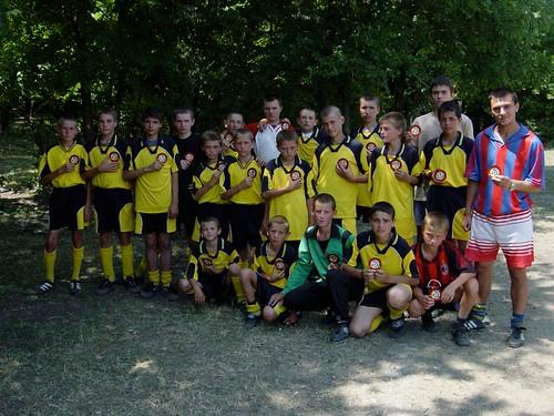 Radu Blendarencu și Echipa de Fotbal Țintașii