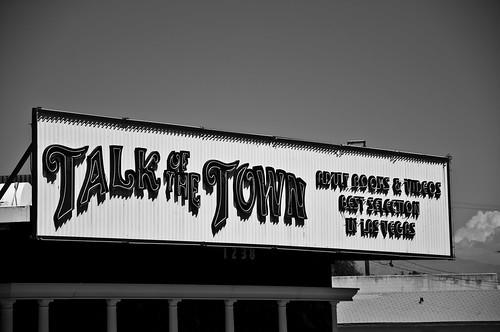 Adult store - Las Vegas