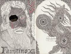sketchbook (bezembinder) Tags: drawing sketchbook moleskin tekening bezembinder fineliner