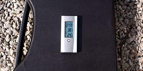 Calder insulation testing