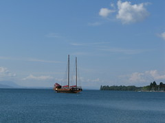 Big Sailboat Photo