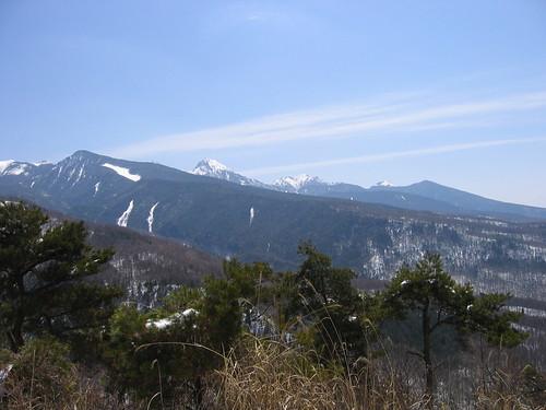 八方台から見た八ヶ岳連峰 by Poran111