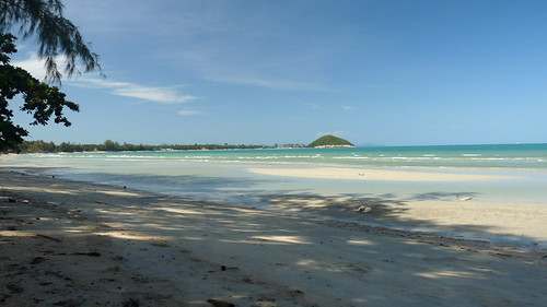 Koh Samui Beach-Wat Samut Tararam サムイ島 ビーチフロント寺2