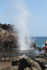 Nakalele Blowhole (bobsakson) Tags: vacation hawaii maui blowhole nakalele nakaleleblowhole mauihawaii