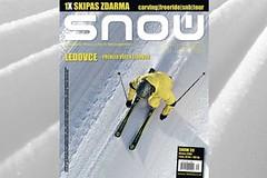 SNOW 39 + 1X SKIPAS ZDARMA + DVD Telemark