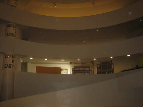 Guggenheim Museum, September 2010 _ 7269