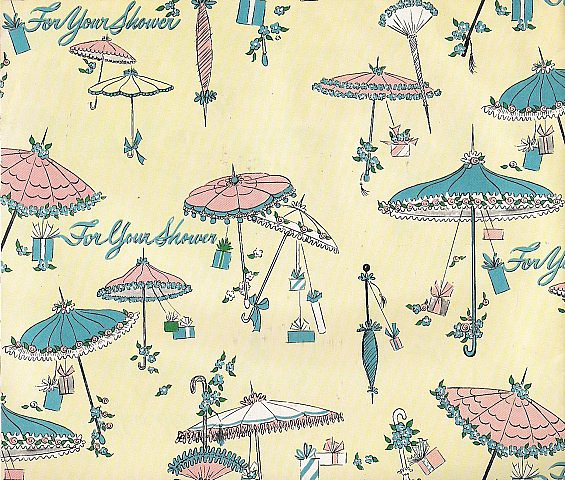 umbrellas for your shower