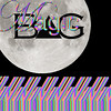 Magic Bag Knight (MagicBagMystery) Tags: moon black color kids night bag rising photo twilight photos magic flight sydney australia melbourne photographs photograph crater magical kool gaga tane kooki cavu