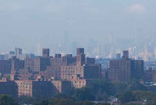 Public Housing in the Bronx, Manhattan