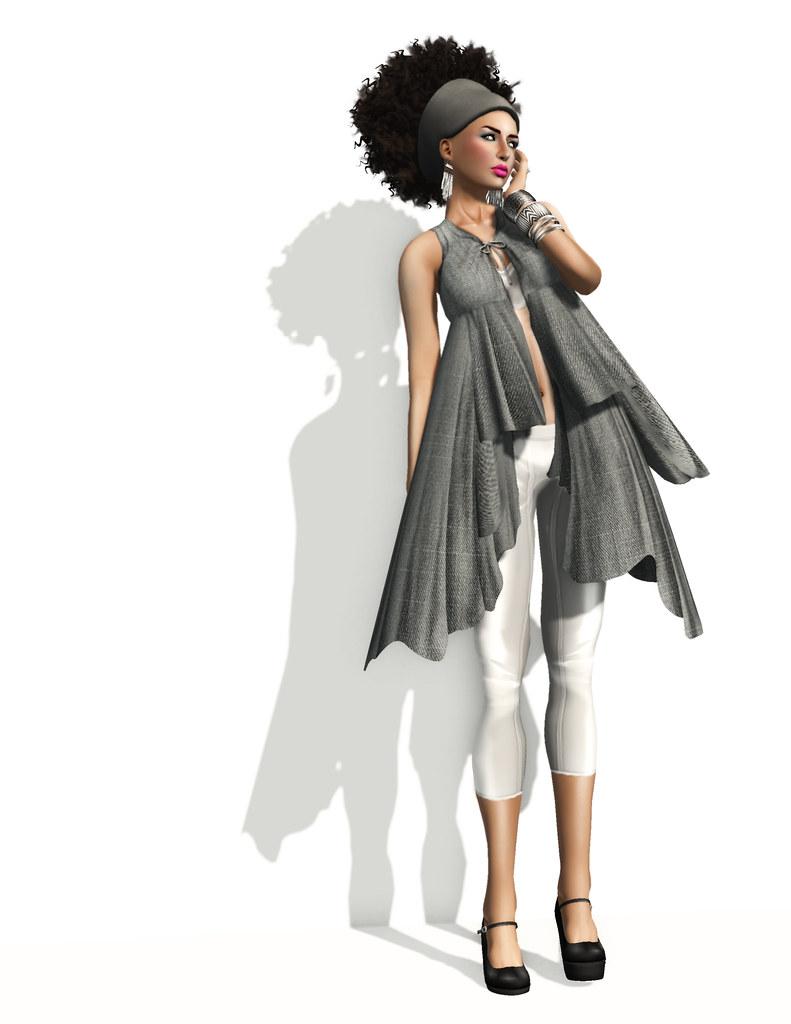 Second Style Lookbook Fall 2010