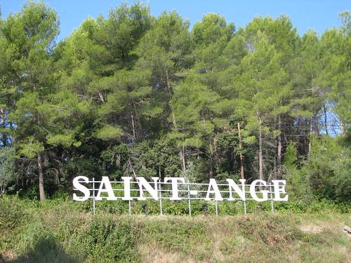 Domain Saint Ange