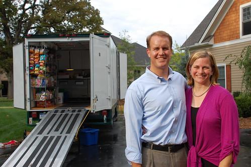 Jared and Julie Hopkins