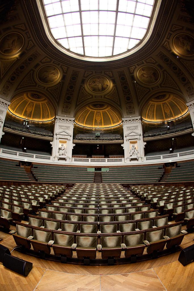 La Sorbonne - Grand Amphithéâtre
