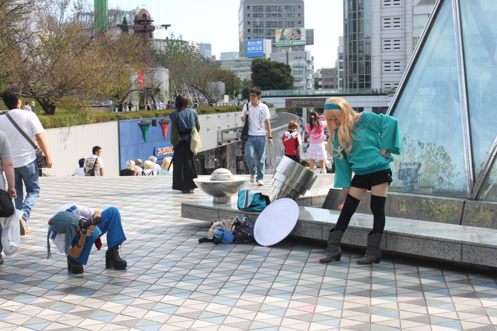 A Japan photo No.282:COSPLAY FESTA 2010.09