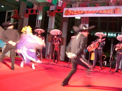 フィエスタ・メヒカーナ大阪2010 in 梅田スカイビル