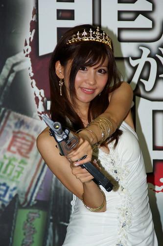 #tgs2010 「龍が如く OF THE END」キャバ嬢、立石郁美さん特集
